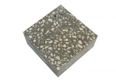 Beton mit Marmorzuschlag