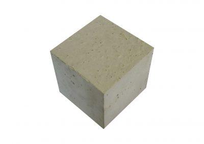 Beton mit Weißzement